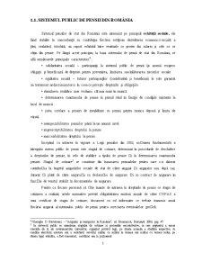 Sistemul de Pensii în România - Pagina 5