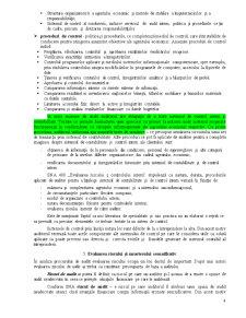Planificarea Auditului și Documentele de Lucru ale Auditorului - Pagina 4