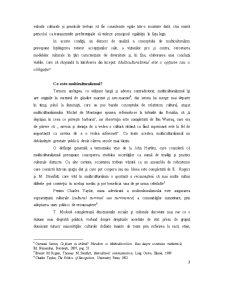 Multiculturalism - Obligatie sau Optiune - Pagina 3