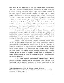 Multiculturalism - Obligatie sau Optiune - Pagina 4