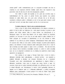 Multiculturalism - Obligatie sau Optiune - Pagina 5