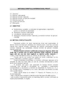 Drept Internațional Privat - Pagina 1