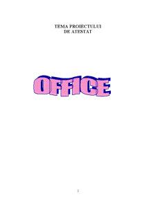 MS Office - Pagina 2