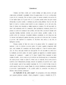 Cunoastere si Comunicare - Pagina 1