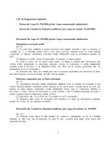 Suspendarea Actului Administrativ Atacat - Pagina 2