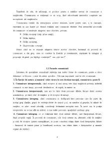 Comunicarea Verbala si Nonverbala in Cadrul Hotelului Horoscop - Pagina 4