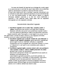 Dezvoltarea Economica Interregionala la Nivel UE - Pagina 3