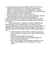 Dezvoltarea Economica Interregionala la Nivel UE - Pagina 5