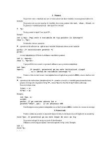 Tablouri și Pointeri - Pagina 4