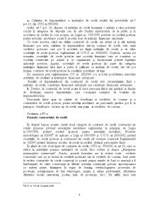 Contractul de Credit Bancar - Pagina 4