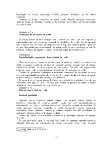 Contractul de Credit Bancar - Pagina 5