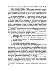 Rolul Bancii Nationala a Romaniei - Pagina 4