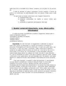 Tahnologia Amenajarii Magazinelor - Pagina 3
