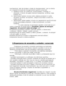 Tahnologia Amenajarii Magazinelor - Pagina 5
