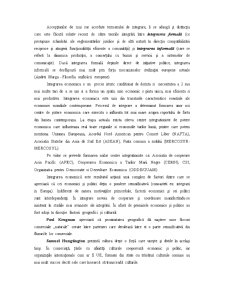 Integrarea Economica Regionala - Pagina 4