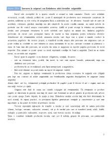 Inovarea in Asigurari sau Extinderea Ariei Riscurilor Asigurabile - Pagina 5