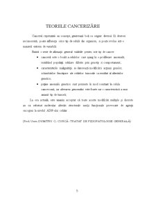 Teoria Genetică a Cancerizării - Pagina 5