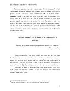 Democrația și Puterea Birocratică - Pagina 4