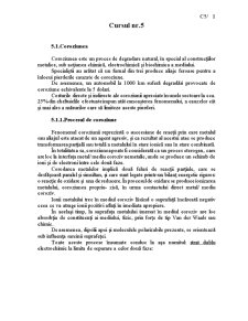 Chimie - Curs 5 - Pagina 1