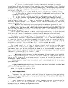 Elaborarea Sistemelor de Fertilizare si Lucrari al Solului - Pagina 2