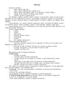 Drept Dimplomatic - Pagina 1