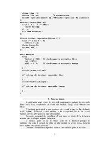 Tratarea Excepțiilor - Pagina 3