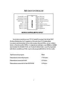 Controlul Temperaturii cu PIC 16F627 - Pagina 4