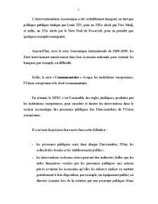 Droit Public Economique Communautaire - Pagina 2
