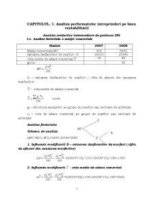 Analiza Economico-Financiara la SC Nova Pan SRL Brasov - Pagina 3