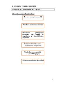 Analiza Statistica a Ecosistemelor - Pagina 1