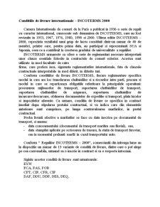 Negociere in Tranzactii Comericale - Pagina 1