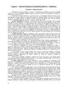 Drept Comercial - Suport Curs - Pagina 4