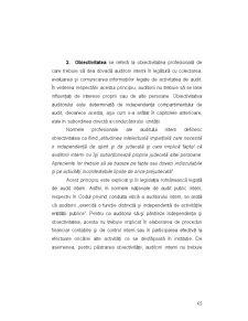 Codul Deontologic al Auditorilor - Pagina 4