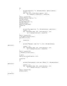 Gestiunea Bazei de Date a unei Librării - Pagina 5