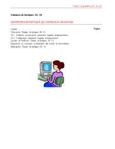 Control de Gestiune - Pagina 1