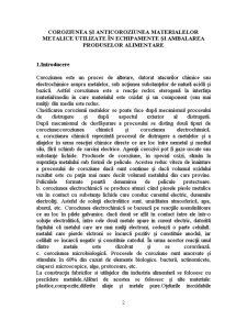 Coroziunea si Anticoroziunea Materialelor Metalice in Industria Alimentara - Pagina 3