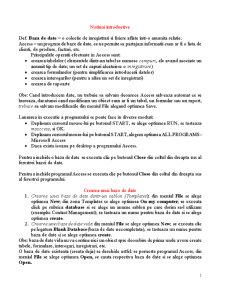 Access - Pagina 1