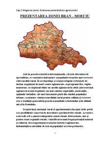 Economie Agroturistica - Comuna Agroturistica Moeciu - Pagina 4