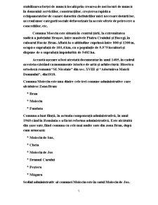 Economie Agroturistica - Comuna Agroturistica Moeciu - Pagina 5