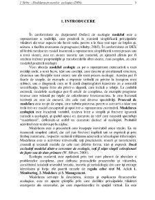 Modelarea Proceselor Ecologice - Pagina 3