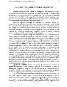 Modelarea Proceselor Ecologice - Pagina 5