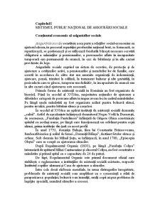 Asigurari si Protectie Sociala - Pagina 1