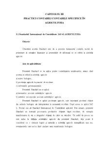 Practici Contabili Contabile Specifice în Agricultura - Pagina 1