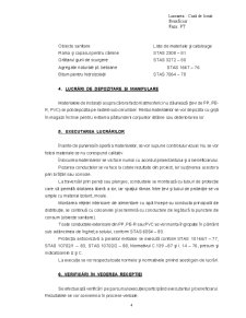 Caiet de Sarcini Instalatii Sanitare - Pagina 4