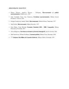 Institutiile Europene, Studiu de Caz si Creditul Bancar - Pagina 1