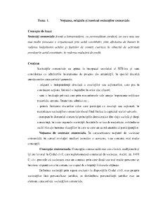 Societăți Comerciale - Pagina 1