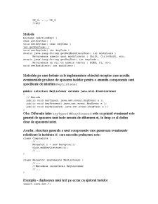Utilizarea Tastaturii în Java - Pagina 2