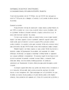 Proiect Dezvoltare Rurala - Pagina 1