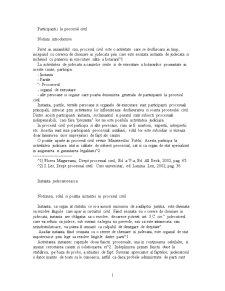 Participantii in Procesul Penal - Pagina 1