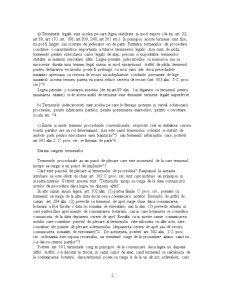 Termenele Procedurale - Pagina 2